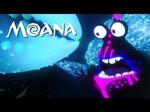 "MOANA song ""Shiny"" (Jemaine Clement)"