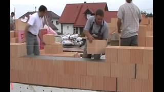 Професиональное возведение дома из тёплой керамики(, 2014-07-30T12:35:04.000Z)
