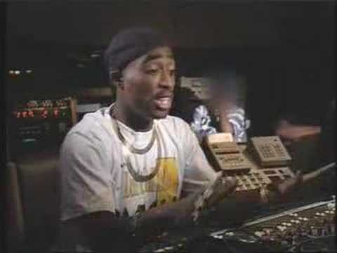 2pac - Christmass interview
