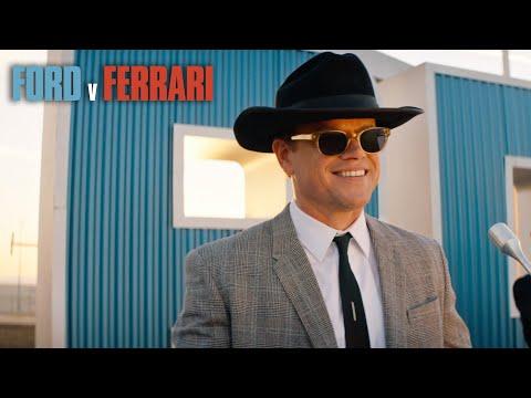 FORD v FERRARI  | Special Look | 20th Century FOX