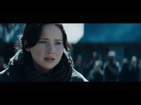 The Hunger Games Catching Fire - Exclusive Trailer released at MTV Movie Awards 2013