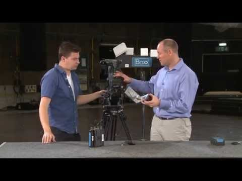 VidOvation.com - Wireless HD SDI Transmitter Instructional Video