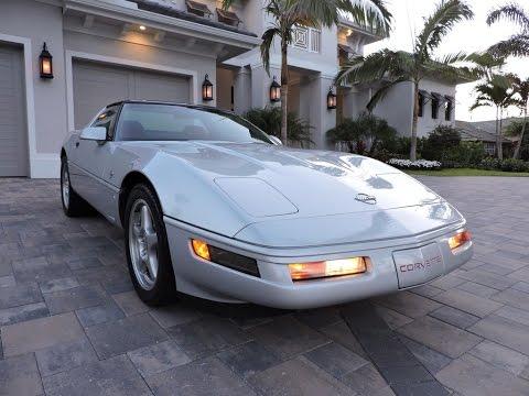 1996 chevrolet corvette collector 39 s edition for sale by auto europa naples. Black Bedroom Furniture Sets. Home Design Ideas