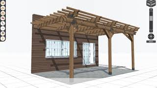 Simpson Strong-Tie® Pergola Planner Software™ Tutorial