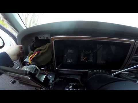 Ford Econoline E150- Fuel gauge not working and Reading Fault Codes