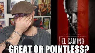 El Camino: A Breaking Bad Movie - Review!!!