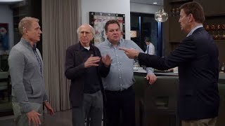 Curb Your Enthusiasm - Funkhouser's profound apology (Larry wants to improve sign language)