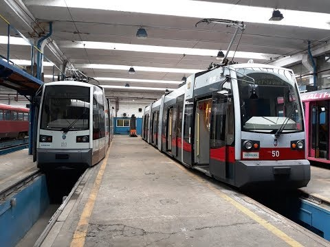 Tramvaiul Siemens ULF