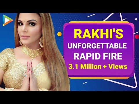 Ranbir Kapoor, Alia Bhatt, Ranveer Singh, Deepika Padukone - Rakhi Sawant's UNMISSABLE Rapid Fire