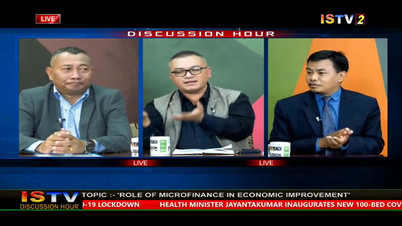 12th JULY 2020 DISCUSSION HOUR TOPIC:'ROLE OF MICROFINANCE IN ECONOMIC IMPROVEMENT'