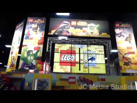 Highlights From Comic-Con 2014!