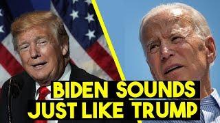 Biden's Pre-Obama Immigration Policies Sound A lot Like Trump's