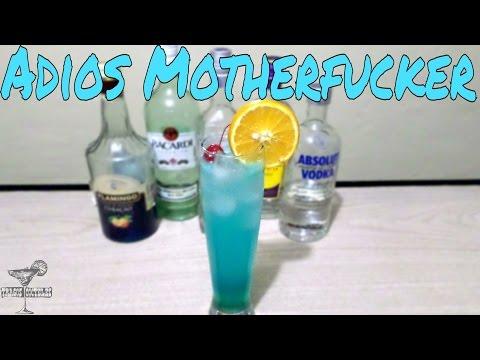 Adios Motherfucker - Tragos y Cócteles/Cocktails & Shots