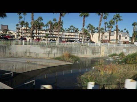 Walking Through Bad Area Las Vegas MGM to Hard Rock Hotel 2018 Vlog