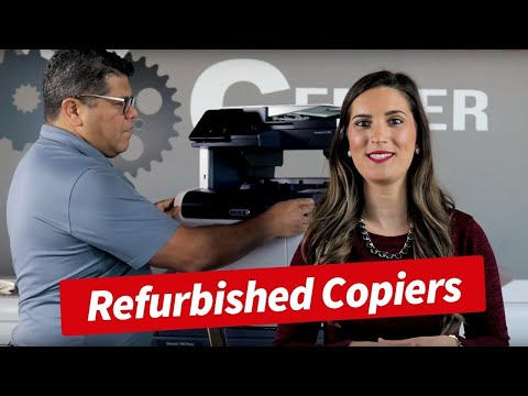 Should You Buy A Used/Refurbished Copier Or Printer?