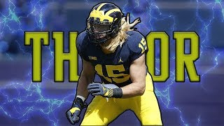 Chase Winovich is Basically Thor (Detailed Film Breakdown)