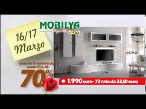 Mobilya day grande festa della primavera a youtube for Mobilya caserta