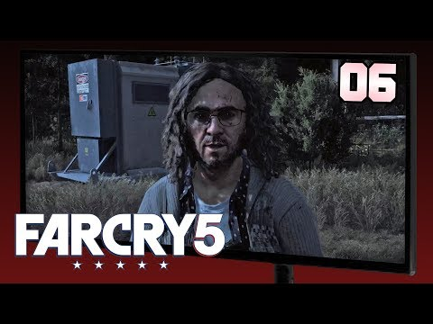 FAR CRY 5 Deutsch 🎮 #06 Crazy LARRY und die Außerirdischen | Let's Play Deutsch Gameplay German