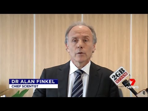 Nine + Seven News. (Alan Finkel's Fraud)(Global Warming Fraud)(Carbon Tax)