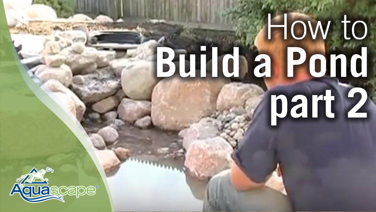 diy backyard pond kit 4x6 aquascape pond supplies pumps