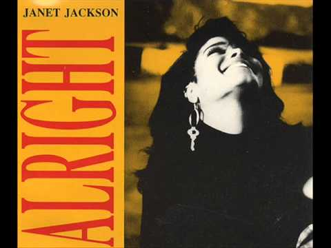 Janet Jackson - Alright (Extended Swing Mob Mix) (Instrumental)