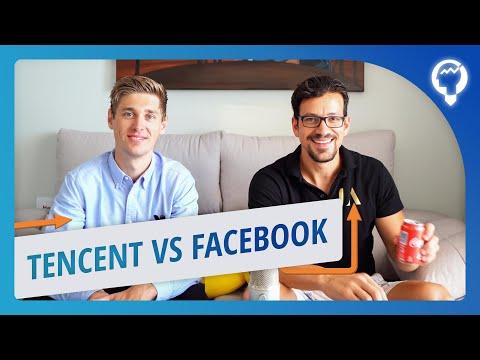 Facebook VS. Tencent Aktienanalyse der SOCIAL NETWORK Giganten