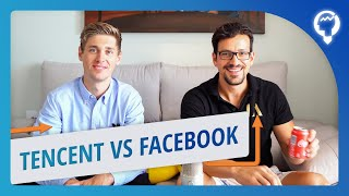 Facebook VS Tencent Aktienanalyse der SOCIAL NETWORK Giganten