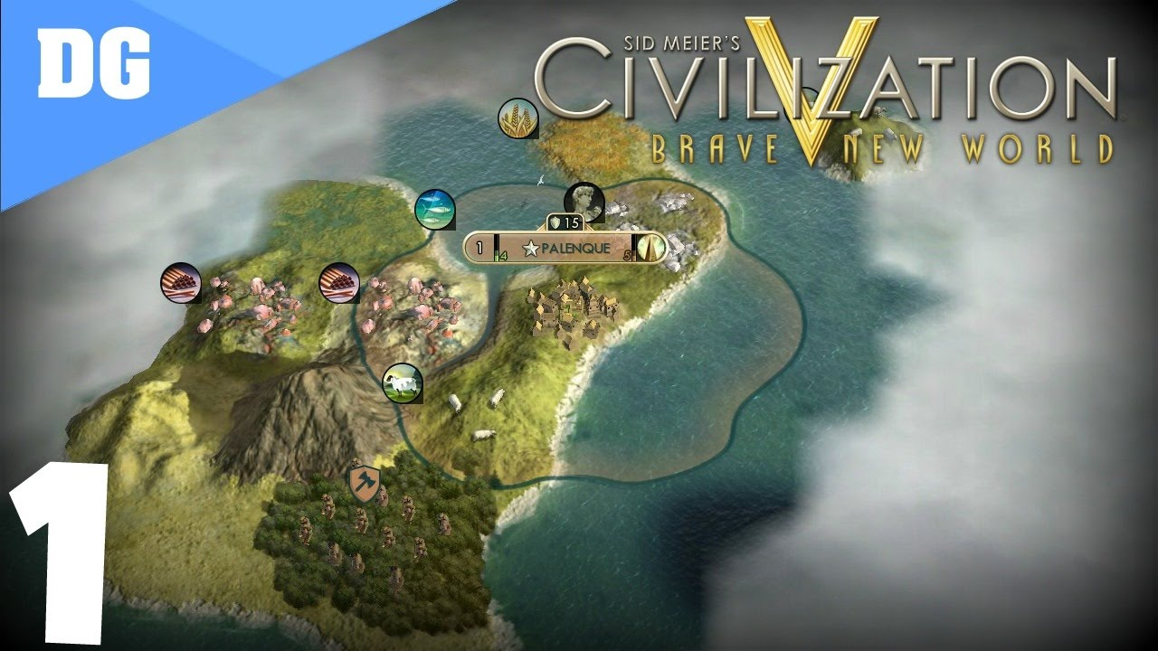 Civilization v brand new world episode 1 what a tiny map civilization v brand new world episode 1 what a tiny map civ 5 gameplay gumiabroncs Image collections