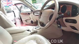 WOW LOOK AT THIS JAGUAR XJ 4.0 V8 EXECUTIVE @ JAPCARFINDER.CO.UK. STOCK 93