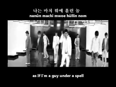Super Junior - Sorry Sorry MV [english subs + romanization + kor lyrics].mp4 - YouTube