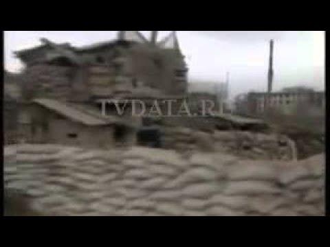 Chechen Chechnya War Stock Footage