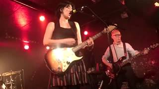 """Piroshka @ le Backstage by the Mill, Paris 25/04/2019 """"Never Enough"""""""