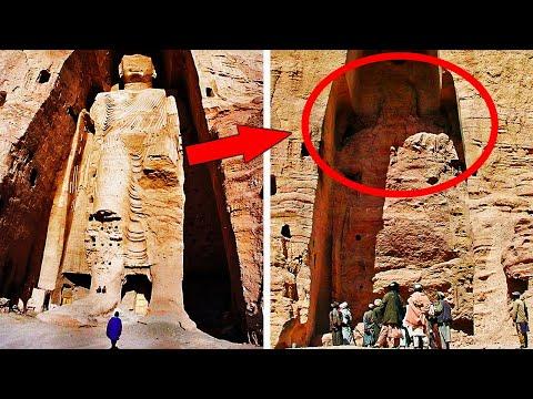 Куда исчезли древние статуи Будды в Афганистане. Самые необычные находки