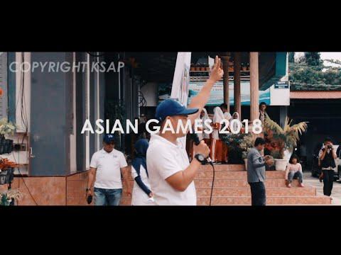 ASIAN GAMES 2018 | TORCH RELAY BUKITTINGGI