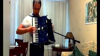 Il valzer di Lupin - Fisarmonica Pippo Noviello