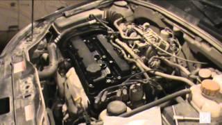 видео Лачетти. крышка клапанов  в масле. обзор системы вентиляции