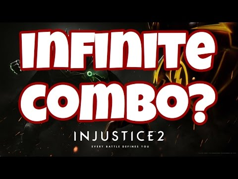 INJUSTICE 2 Mobile INFINITE COMBO???