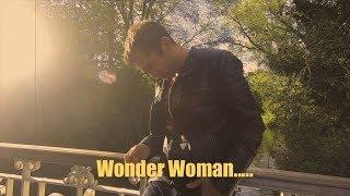 """WONDER WOMAN"" GIAMPAOLO CARERI The Troubadour (Lyric Video)"
