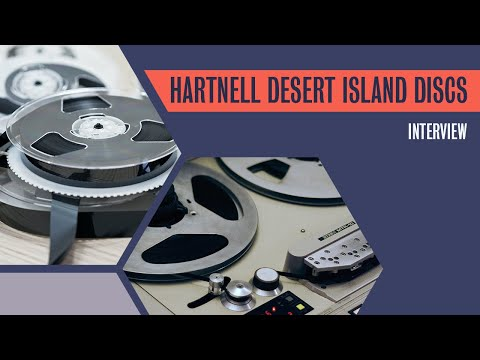 EXCLUSIVE: William Hartnell on Desert Island Discs - 1965 - MISSING BELIEVED WIPED