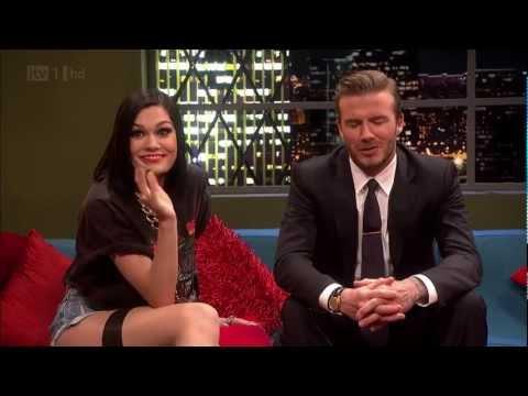 "Jessie J ""I like Turtles"" interview Jonathan Ross Show"