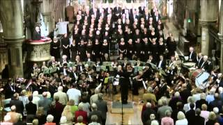 National Anthem- God Save the Queen. arr. Benjamin Britten ; Battle Choral Society