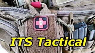 ITS Tactical Tallboy ETA Trauma Kit Pouch: Full Review