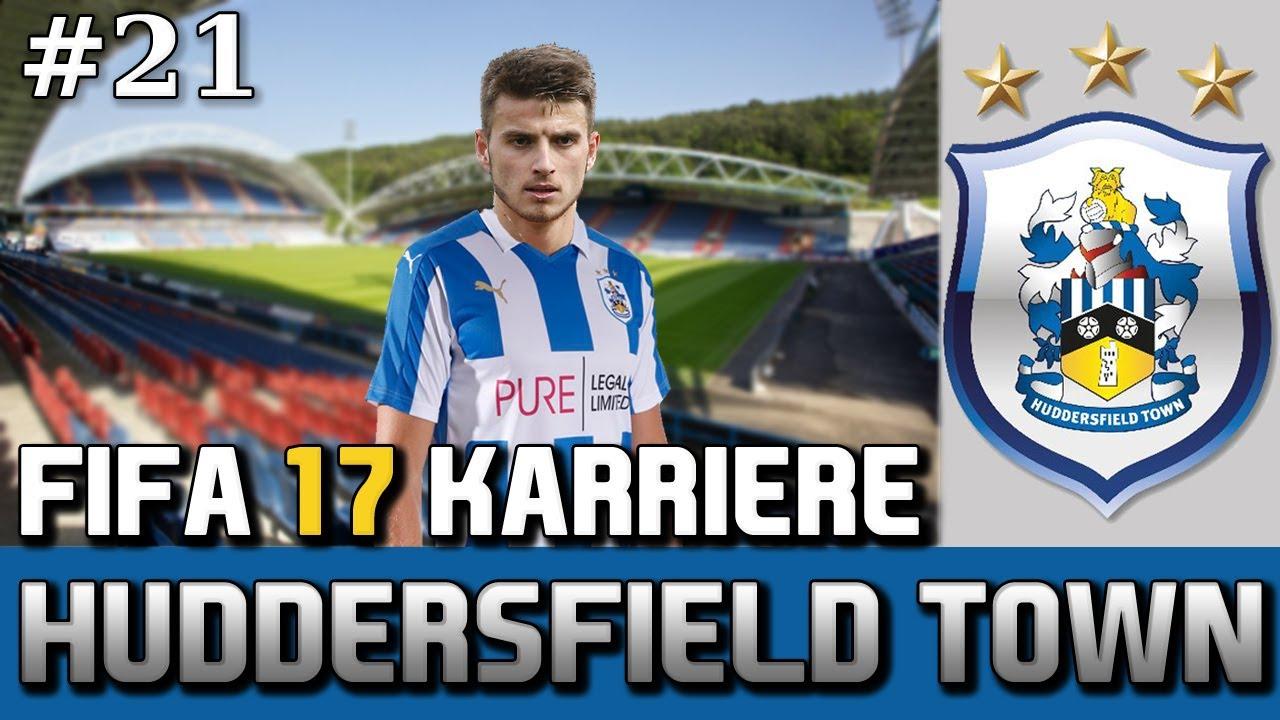 NEUER TOP-VERTEIDIGER!! – FIFA 17 KARRIERE (HUDDERSFIELD TOWN #21)