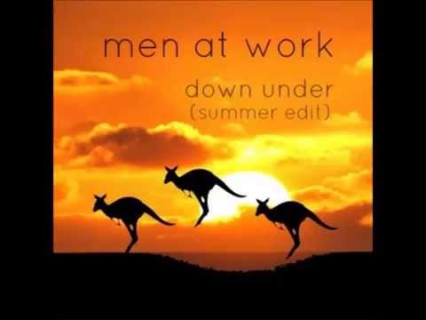 Men at Work - Down Under (Summer Edit)