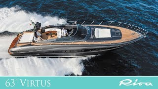 Riva Luxury Yacht - 63' Virtus