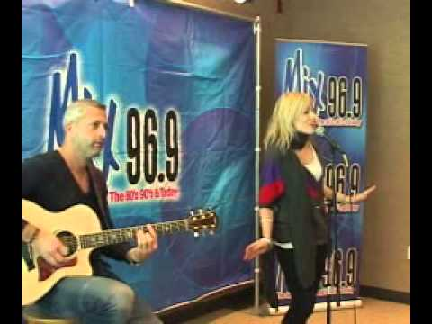 Natasha Bedingfield - I Love You - Mix 96.9 Unplugged
