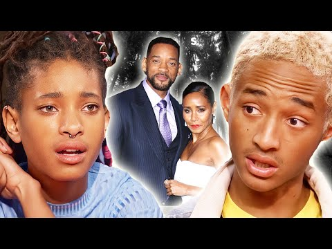 What Jaden & Willow Smith Really Think Of Their Parents