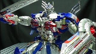 Alien Attack EL CID (AOE/TLK Optimus Prime): EmGo's Transformers Reviews N' Stuff