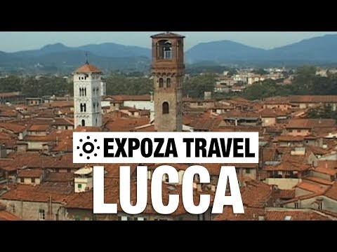 Lucca (Italy) Vacation Travel Video Guide
