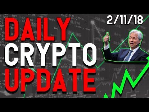 J.P. Morgan Bullish! Russian Supercomputers Mining Bitcoin? EU Regulation! Daily Crypto Analysis
